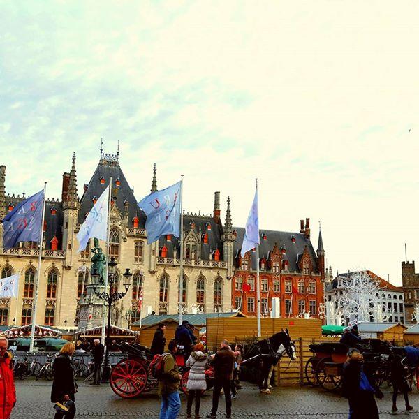 Séminaire à Bruges