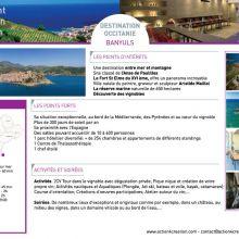 Séminaire Catalogne Nord - Collioure / Banyuls sur mer / Perpignan / Canet / Argeles