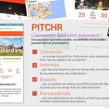 Application PITCHR