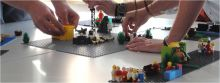 Lego® Team TRACKER