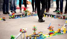 Le Défi Collaboratif Lego