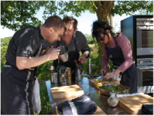 Team Building Ateliers culinaires