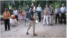 Team Building Percussion et Voix