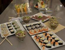 Team Building Sushi