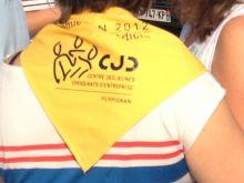 Centre des Jeunes Dirigeants (CJD) / Passation de présidence CJD Perpignan
