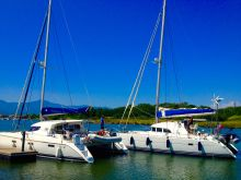 Incentive Catamaran