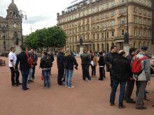 Séminaire de la société interact-iv en Ecosse (Stirling, Glasgow, Edimbourgh)