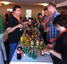 Monsanto. Team Building Créa Cocktail à Roussill'hotel de Sète