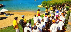 Séminaire en Crète pour la société Interact-iv